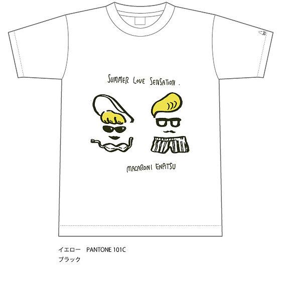 夏恋・パツキンTシャツ