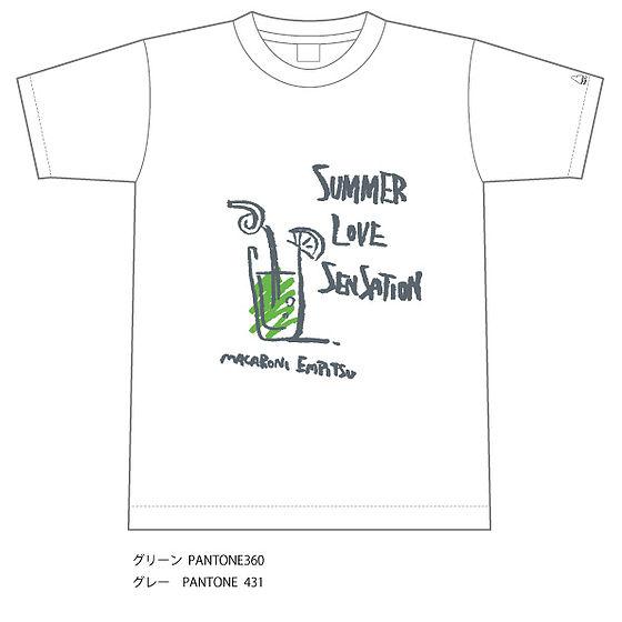 夏恋・ソーダTシャツ