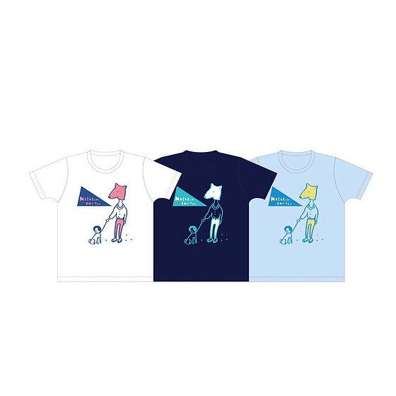 犬人間&人間イヌTシャツ