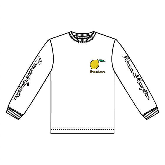 レモンロングTシャツ