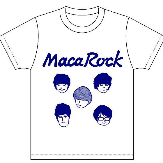 マカロックTシャツ